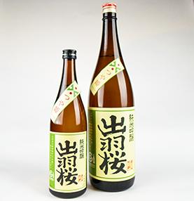 出羽桜 純米吟醸「つや姫」の画像