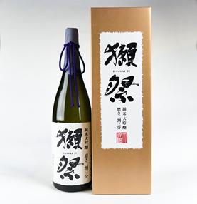 獺祭 純米大吟醸二割三分の画像