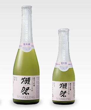 獺祭 純米大吟醸スパークリング45の画像
